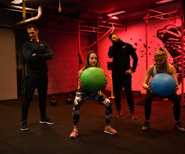 Privát személyi edzés Budapesten