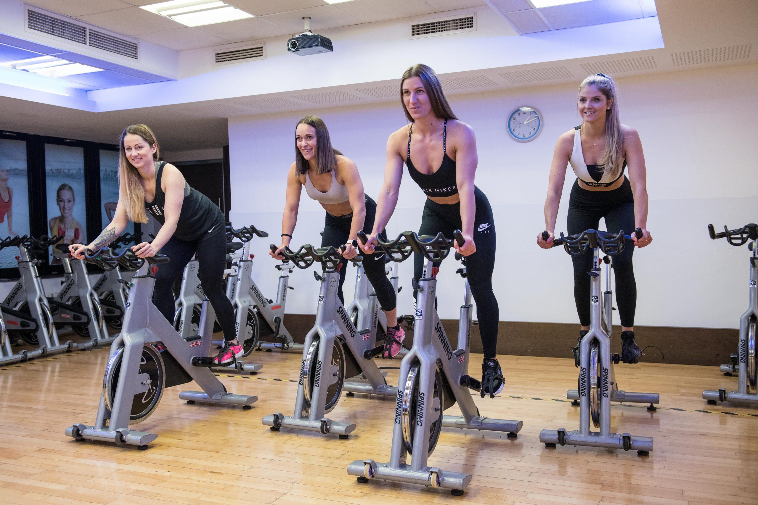 Spinning edzés Budapesten