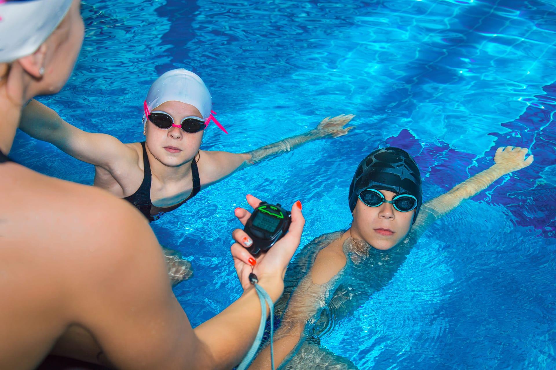 Gyermek úszásoktatás